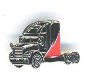 Truck Big Rig Trucking BR Collectible Hat Lapel Pin