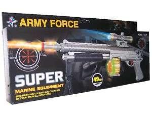 Toy Guns, Gun, 19 Electronic Toy Shotgun w/ Bi Pod