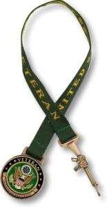 UNITED STATES ARMY VETERAN MILITARY U.S. ARMY  BOOKMARK