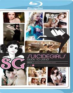 Suicide Girls Guide To Living (Blu Ray)  Overstock