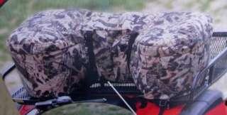 ATV CARGO RACK PACK Mossy Oak Camouflage Fieldline