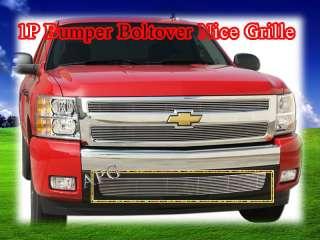 07 08 Chevy Silverado 1500/2500 Billet Grille Grille 09