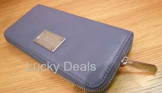 MICHAEL KORS ITEM JET SET CONTINENTAL WALLET denim
