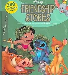 Disney Friendship Stories