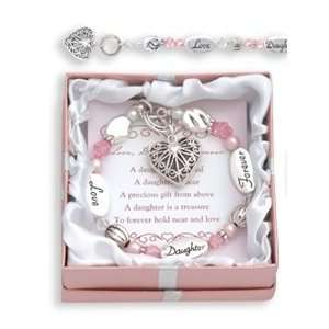 Expressively Yours Bracelet Love Daughter Forever