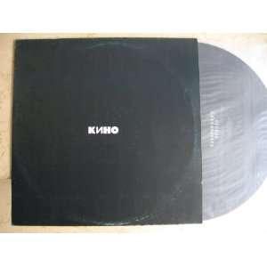 KINO  Black Album (Import) LP Russian Hard Rock Music
