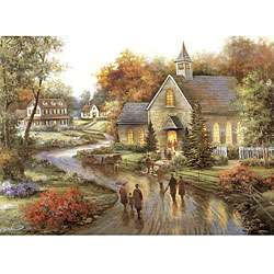 Autumns Blessing 1500 piece 24 x 33 Jigsaw Puzzle