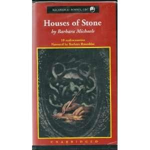 of Stone (9780788702617) Barbara Michaels, Barbara Rosenblat Books