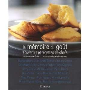 La memoire du gout (French Edition) (9782830708493) Books