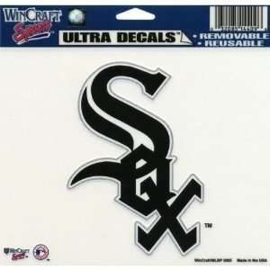 Chicago White Sox   Logo Decal   Sticker MLB Pro Baseball Automotive