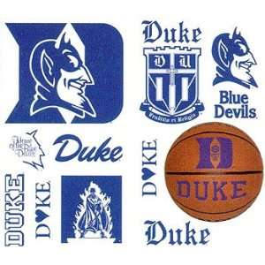 Duke University Blue Devils   28 College Wall Stickers