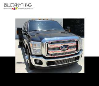 2011 FORD F250 350 SUPER DUTY BILLET GRILLE GRILL T REX