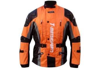 Enduro Armor Jacket Motorcycle Touring Dual Sport Dirt Bike ATV
