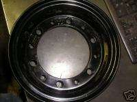 Toyota forklift wheel, rim for tire size 6.00x9, 6009, 6.00 9, 600x9