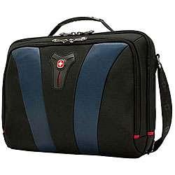 Wenger Swiss Gear Cube Black/Blue Laptop Case