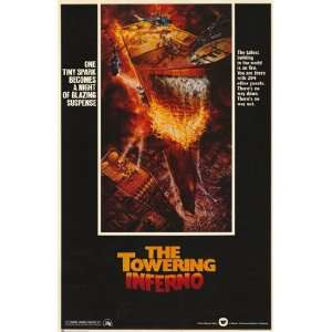 The Towering Inferno by Unknown 11x17: Kitchen & Dining