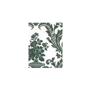 Wallpaper Victorian Black and White Classic Traditional