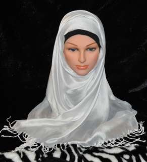Fancy Shawls Shayla Wrap Hijab Scarf Solid colors 68x24