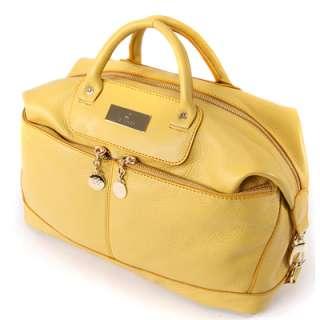 NWT Genuine leather TOM Satchel tote handbag+long strap