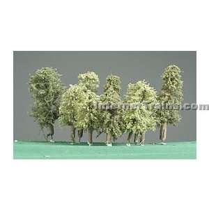 Deciduous Trees w/Real Wd Summer Grove 2 5 (11) TLS290