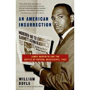 An American Insurrection James Meredith and the Battle