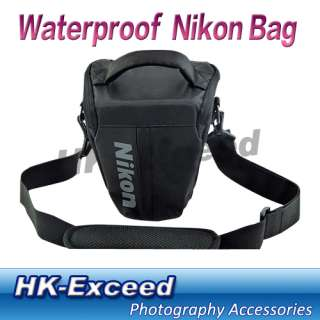 Waterproof Camera Case Bag for Nikon D800 D700 D300S