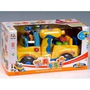 Battery Operated Tool Truck Toys & Games