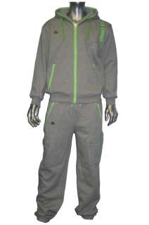 Mens Location Connect Full Fleece Tracksuit Pant Hoodie Hoody Size S