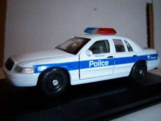 Custom Tempe, Arizona police car 143