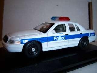 Custom Tempe, Arizona police car 143