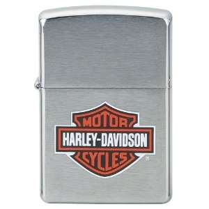 Harley Davidson Logo Zippo Lighter Everything Else