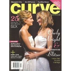 Curve Magazine (April 2012, Volume 22 # 3): Merryn Johns: Books