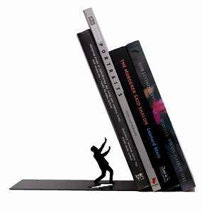 ARTORI Design Falling Books Metal Bookend 1 Pcs