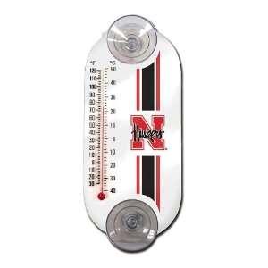 University of Nebraska Cornhuskers Acrylic Thermometer