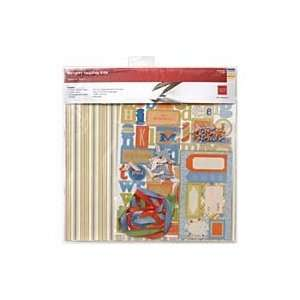 Chatterbox Memory Building 12 Inch by 12 Inch Page Kit