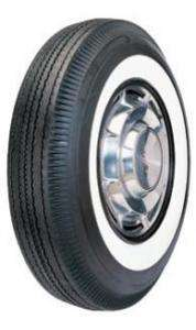 800 14 Universal 1 White Wall Tire
