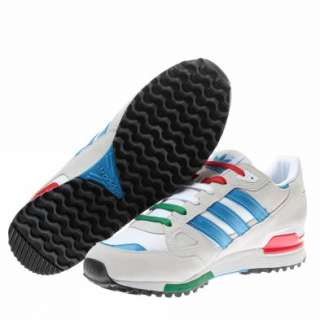 Adidas Zx 750 [11 Uk] White Trainers Shoes Mens New