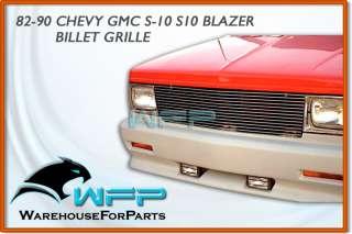 82 83 84 85 Chevy GMC S 10 Blazer Billet Grille Grill