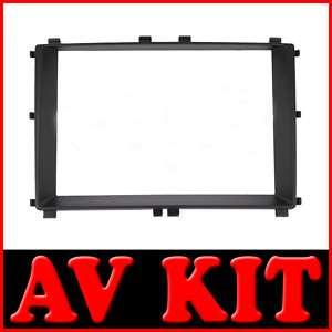 Kia Forte & Koup & 5d AV 2DIN DVD Dashboard frame 1P