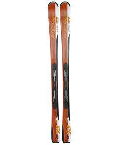 Fischer Womens Vision 73 Skis w/V9 Rail Flex Bindings (152 cm
