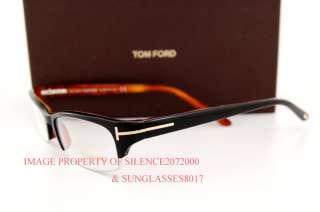 New Tom Ford Eyeglasses Frames 5122 005 BLACK MEN
