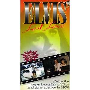 Elvis Lost Love [VHS] Elvis Presley Movies & TV