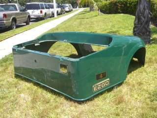 Used ezgo EZ Go RXV Golf Cart Rear Body Cowl