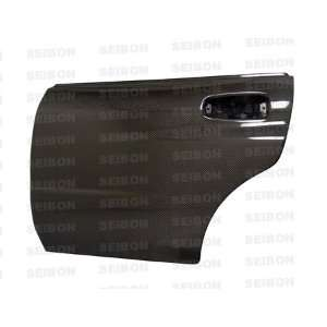 2002 2007 SUBARU IMPREZA / WRX   Carbon Fiber DOORS (REAR