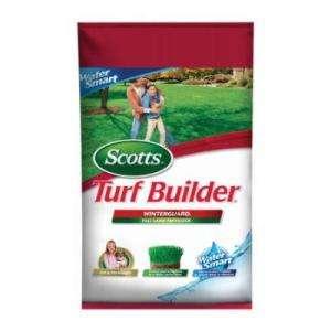 Scotts ~ Turf Builder Winterguard Fall Lawn Fertilizer