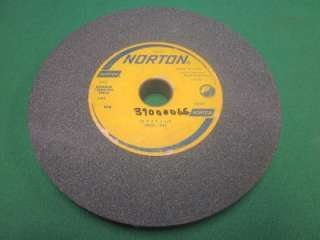 SILICON CARBIDE GRINDING WHEEL 39C60 I8VK 10x1x1 1/4