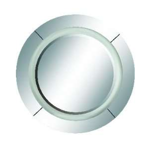 Attractive Metal Round Wall Mirror