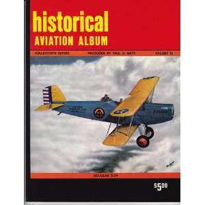 Historical aviation Album (collectors series) All American Series