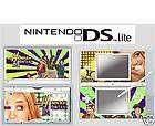 DS Lite   HANNAH MONTANA   4 Piece Decal / Sticker Skin