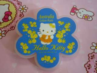 Sanrio Hello Kitty Accessory Badge Pin Brooch Flower